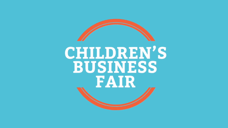 Children's Business Fair (Guildford, July 2019)